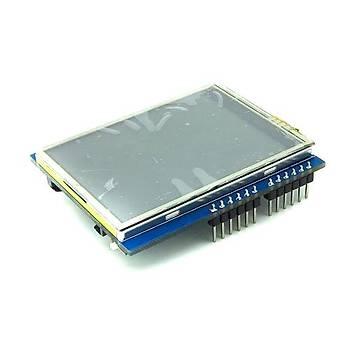 2.4 inch Dokunmatik TFT LCD (Arduino Uyumlu)