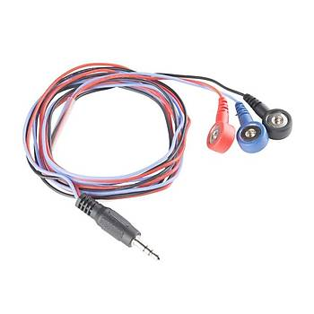 Sparkfun Elektrot Pet Sensor Kablosu (3 Konnektör)