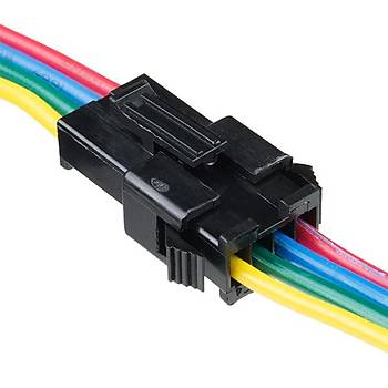LED Strip Pigtail Connector (4-pin)