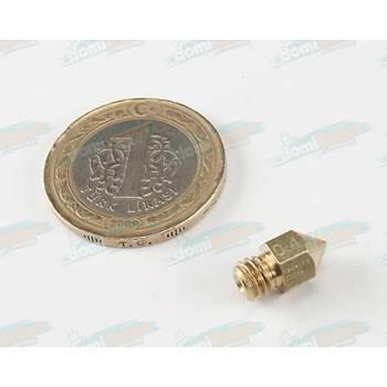 MK8 Nozzle (1.75mm Filament +0.4mm Extruder Print Head)