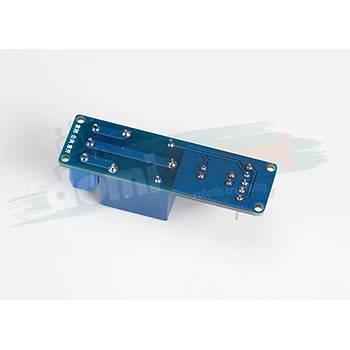 1 Kanal LED Göstergeli Opto-izalasyonlu 5V Röle Kartý