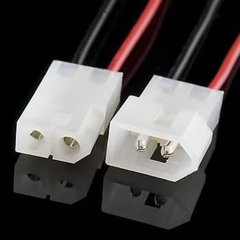 SparkFun Yüksek Akýma Dayanýklý Kablo Seti (Automotive Jumper 2 Wire)