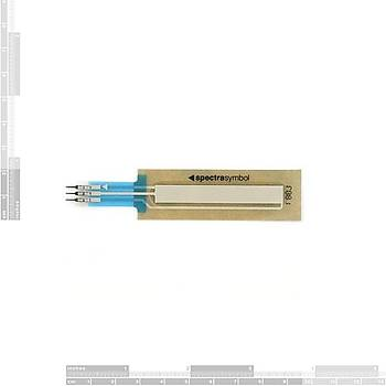 SparkFun SoftPot Membrane Potentiometer - 50mm