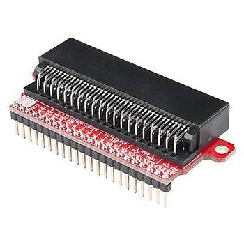 SparkFun Micro:Bit Breakout Header dahil
