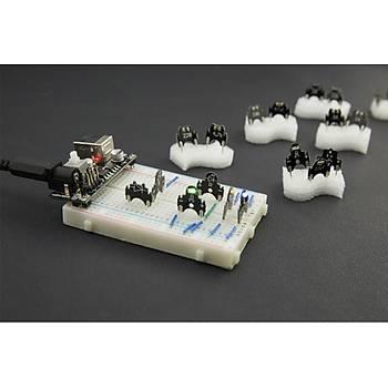 DFRobot ECell: Breadboard Uyumlu Komponent Seti