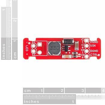 SparkFun FemtoBuck - Led Sürücü - LED Driver