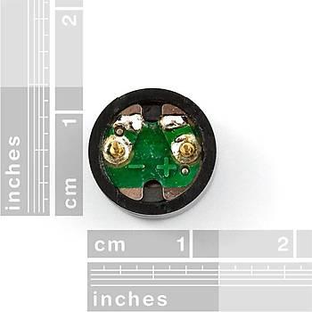 Buzzer - PC Mount 12mm 2.048kHz