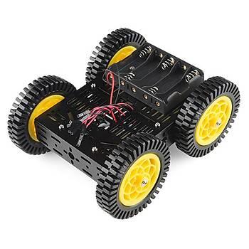 DAGU Multi-Chassis - 4WD Kit (ATV)