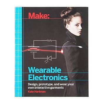 Make: Giyilebilir Elektronik