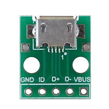 Mikro USB Dip Dönüþtürücü