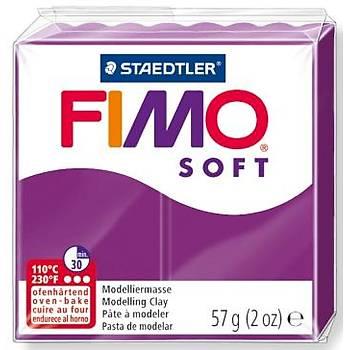 FIMO Soft Polimer Kil 56g - No.61 - Purple