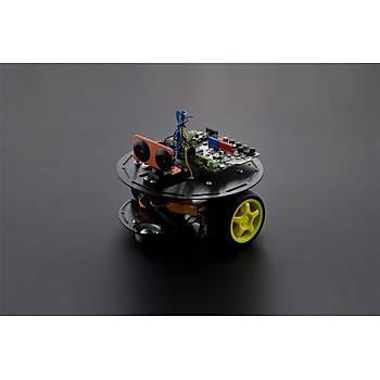 DFRobot Turtle 2WD Temel Arduino Robot Kiti - iOS Uyumlu