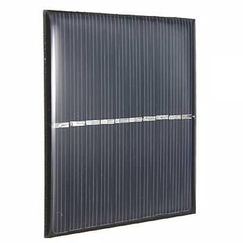 Güneþ Paneli - Solar Panel 60x60 mm - 4.2V 100mA