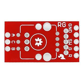 SparkFun Rotary Encoder Breakout - (RG/RGB)