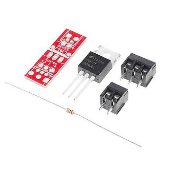 SparkFun MOSFET Power Control Kit - Motajsýz