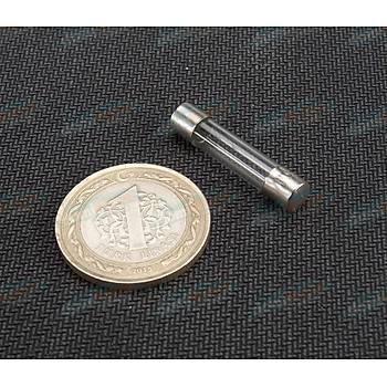 Cam Sigorta 5x20mm - 5A (10adet)