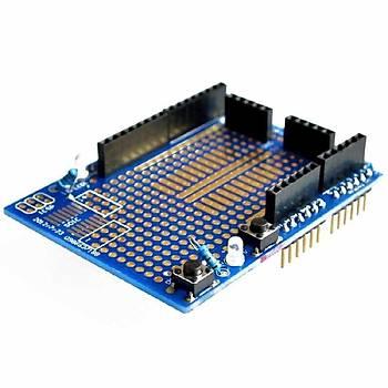 UNO R3 Proto Shield + Mini Breadboard -Arduino Uyumlu-