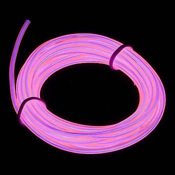 EL Wire - Pembe (3m)