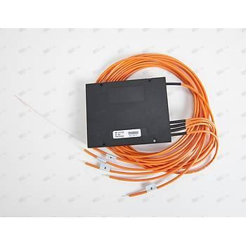 1X4 MM 62,5/125 ABS Tipi FBT PLC Splitter (Konnektörsüz)