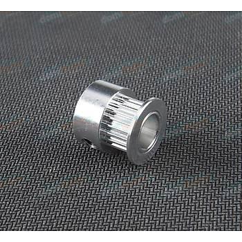 GT2 20T Aluminyum Pinyon Kasnak Ýç Çap :8mm
