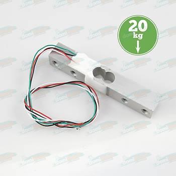 YZC-133 20Kg Aðýrlýk Sensörü (Elektronik Tartý için) + Kablolar