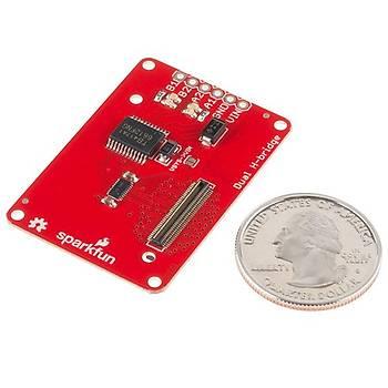 SparkFun Intel Edison Blok - Çift H Köprü Motor Sürücü - Dual H-Bridge
