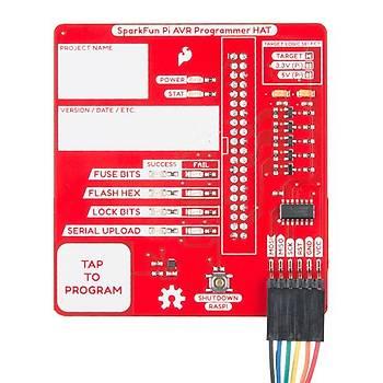 SparkFun Pi AVR Programlayýcý HAT
