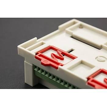 DFRobot Endüstriyel  8 Kanal IoT Ethernet Röle Kontrol Modülü (PoE ve RS485)