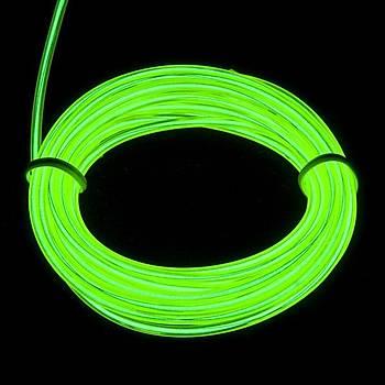 EL Wire - Yeþil (3m)