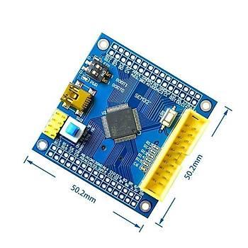 STM32F103RCT6 Geliþtirme kartý