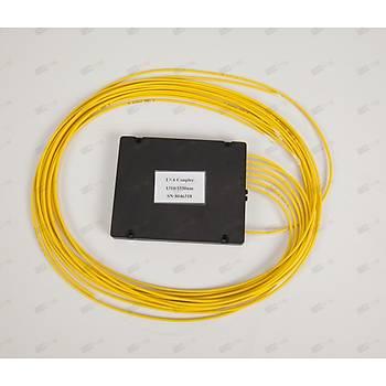 1X6 SM 2mm ABS Tipi FBT PLC Splitter (Konnektörsüz)
