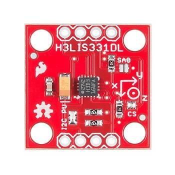 SparkFun H3LIS331DL 3 Eksen Ývme ölçer - H3LIS331DL