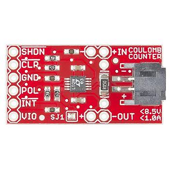 SparkFun Batarya Monitörü Kartý - Coulomb Counter Breakout - LTC4150
