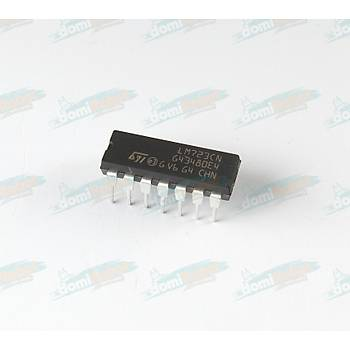 LM723CN -2V to 37V /150mA High Precision Voltage Regulator