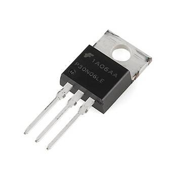 N-Kanal MOSFET 60V 30A - FQP30N06L