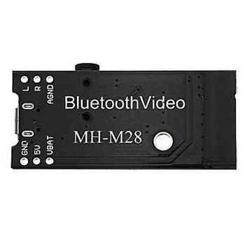 M-28 Bluetooth 4.2 Ses Modülü