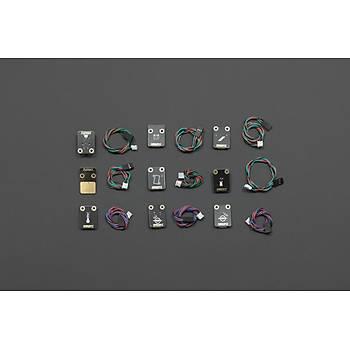 DFRobot Gravity: Genuino ve Arduino için 9 Parça Sensor Seti