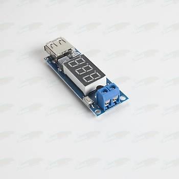 DC 4.5-40V dan 5V 2A USB Buck Step Down Modül