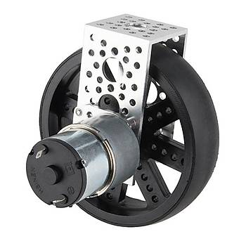 Actobotics Motor Mount - B Sytle