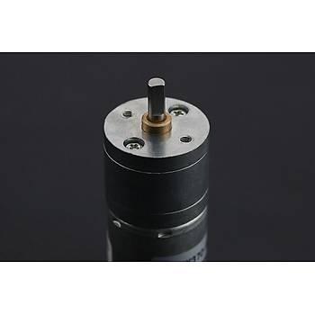 DFRobot Metal DC Geared Motor - 6V 133RPM 4.5kg.cm