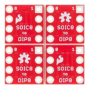 SparkFun SOIC to DIP Adapter - 8-Pin