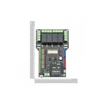 DFRobot Arduino 4 Kanal Röle Shield
