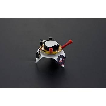 DFRobot Montajsýz Iþýk Ýzleyen Robot Kiti