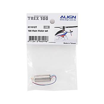 T-Rex 100 Main Motor Set H11012 - Micro Servo and High Efficiency Coreless
