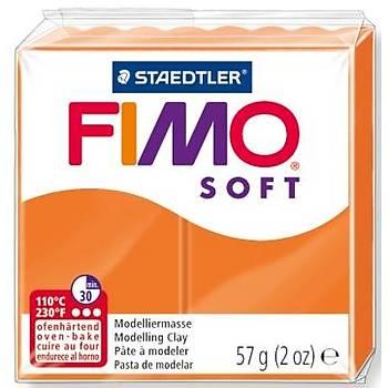 FIMO Soft Polimer Kil 56g - No.404 - Transparent Orange