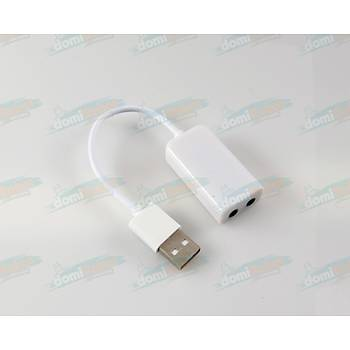 USB 2.0 Ses Kartý
