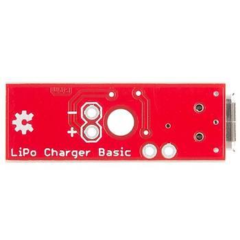 SparkFun LiPo Charger Basic - Micro-USB