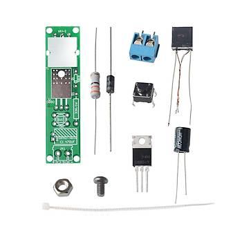 Elektronik Çakmak Modülü (3A 3-5V Yüksek Voltaj)