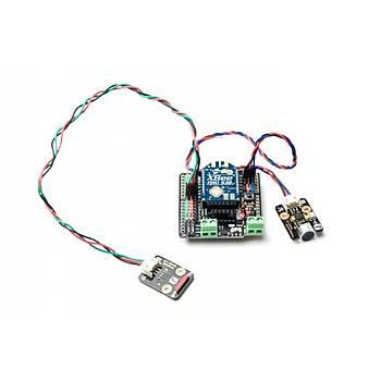 DFRobot Gravity: Genuino & Arduino IO Geniþletme Shield  V7.1