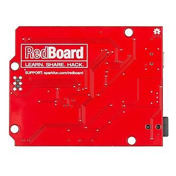 SparkFun RedBoard Arduino Kartý - Programmed with Arduino Versiyon 2.2